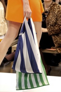 Shopper ecologici Jil Sander