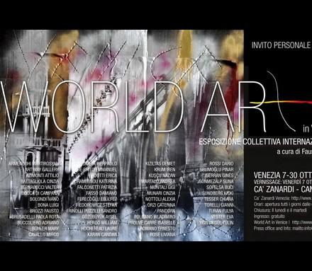 Elisa Tosato Responsabile visibilità online della World Art In Venice