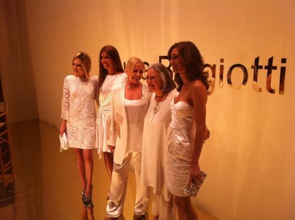 Laura Biagiotti Fashion Week Milano
