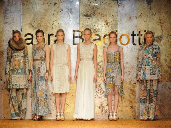 Laura Biagiotti Milano Moda Donna