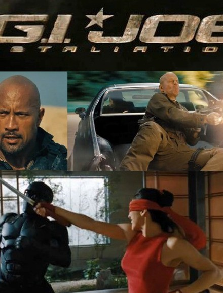 G.I. Joe Retaliation (La vendetta)
