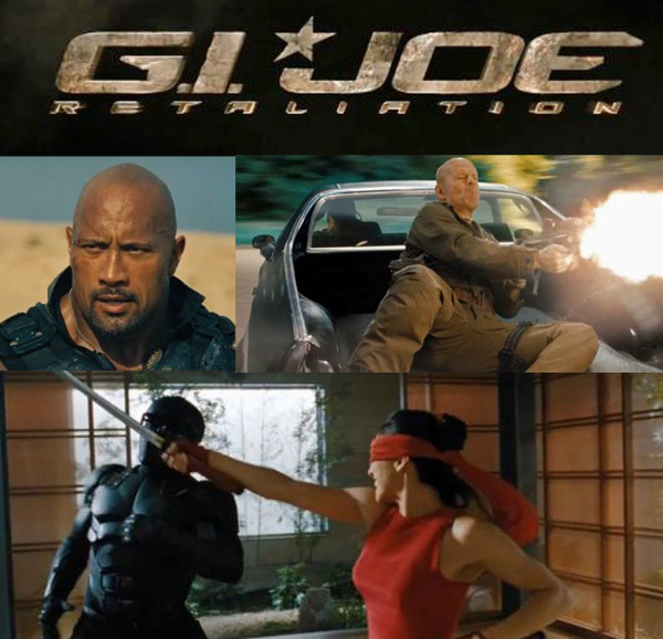 G.I. Joe Retaliation (La vendetta)