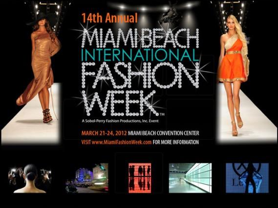 Miami Beach Fashion Week 2012