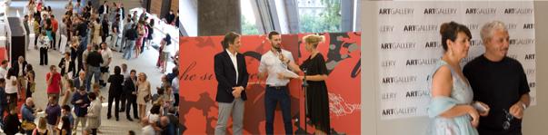 Terza Edizione del Premio ArtGallery 2012