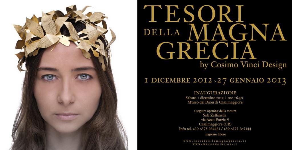 Cosimo Vinci Tesori della Magna Grecia
