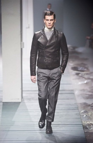 Corneliani Milano Fashion Week