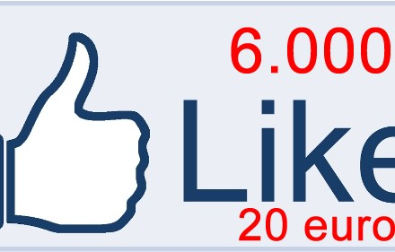 aumentare Like su Facebook