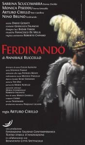Arturo Cirillo presenta: Ferdinando