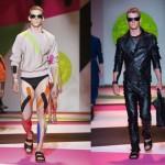 L'uomo di Donatella Versace per l'estate 2014