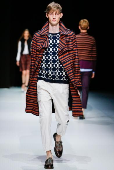 Andrea Pompilio moda uomo 2014